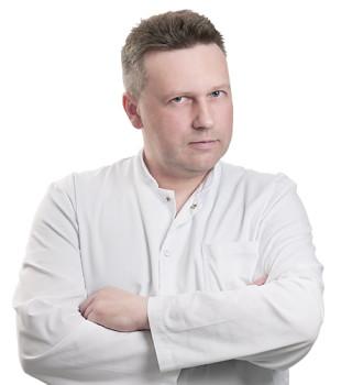 Proktolog Jacek Pikulicki