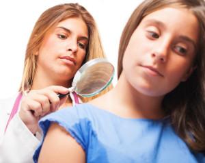 Poradnia dermatologiczna dla dzieci