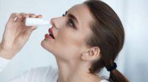niezyt polekowy nosa